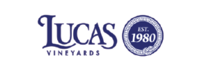 Lucas Vineyards est 1980 Logo