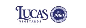 Lucas Vineyards est 1980 Logo