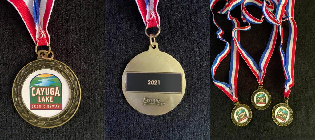Clsb Step Challenge Medal Trio Photos