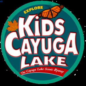 Kids Cayuga Lake Logo