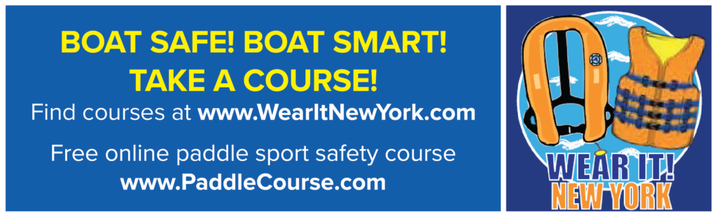 Boat Safe Boat Smart Take a Course Logo